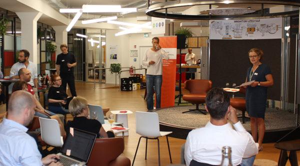 16. startup.netCLUB mit Oliver Neumann (OptioPay)