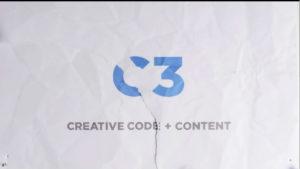 Best of … Berliner Kreativagenturen: C3 – Creative Code and Content