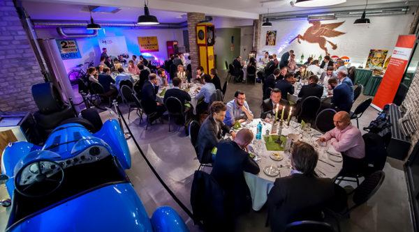 Investors' Dinner EU #5