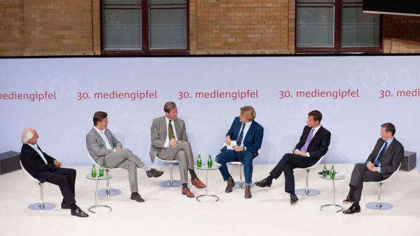 30. mediengipfel: 10 Jahre meda.net berlinbrandenburg – Der Trailer