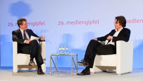 29. mediengipfel mit Philipp Schindler – Der Trailer