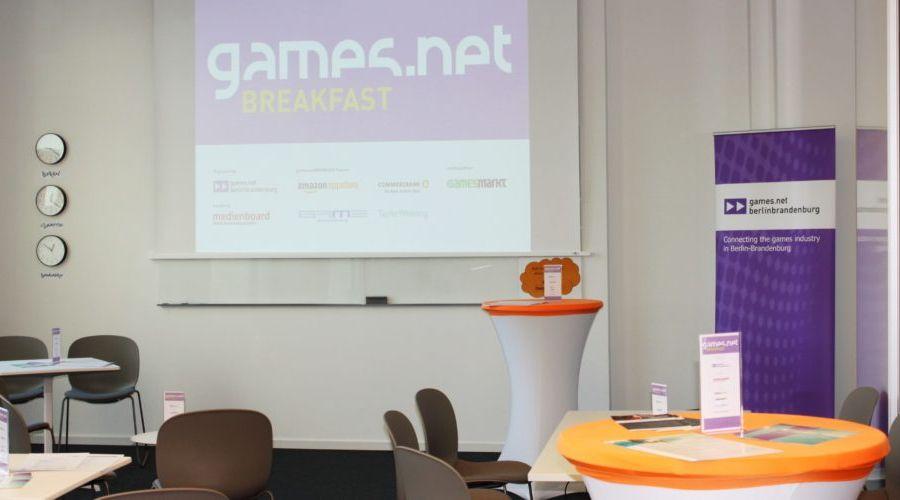 gamesnet breakfast