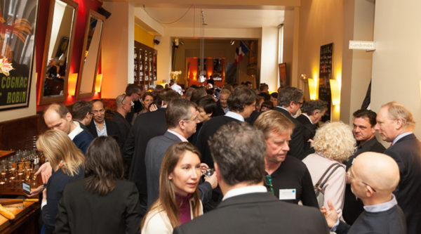 save the date: 3rd International Film and Finance Lunch