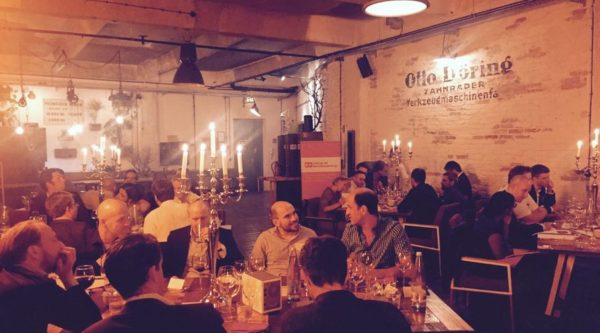5th Investors' Dinner Europe