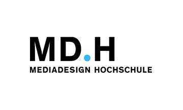 Werkschau an der Mediadesign Hochschule