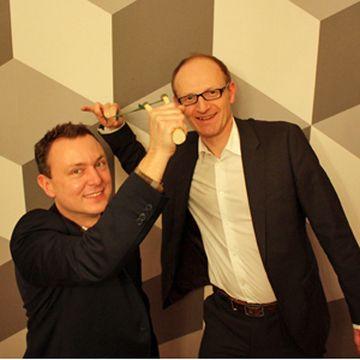 Robert Becker und Olaf Bryan Wielk – Gründer von Beemgee