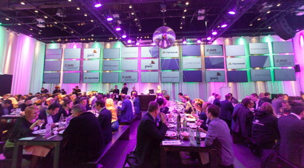 Matchmaking Dinner at International Games Week 2016