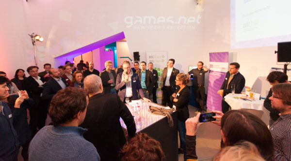 games:net NEW YEAR'S RECEPTION 2016