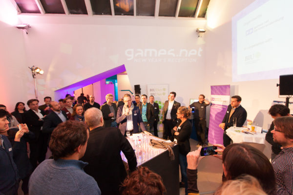 games.net NEW YEAR'S RECEPTION 2016