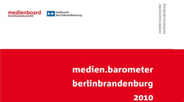 9. medien.barometer berlinbrandenburg 2010/11
