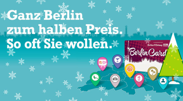 Exklusives BerlinCard-Angebot
