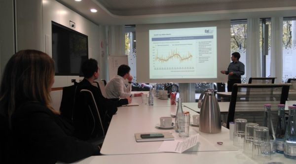 startup:net Roundtable Unternehmensbewertung und Unternehmensverkauf