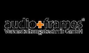audio+frames Veranstaltungstechnik GmbH