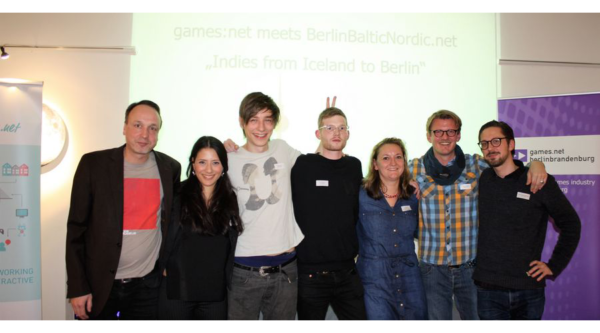 "games:net meets BerlinBalticNordic.net ""Indies from Iceland to Berlin"""