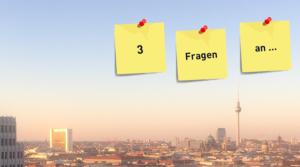 """""""3 Fragen an …"""" Dr. Sahra Wagenknecht, Gast des Politischen Morgen und Bundestagsfraktionsvorsitzende DIE LINKE"""