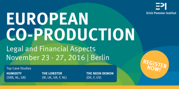 media:netCOOP: EUROPEAN CO-PRODUCTION – Legal and Financial Aspects
