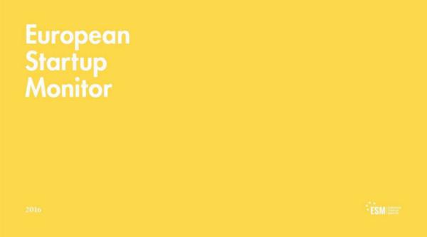 2. European Startup Monitor (ESM)