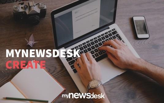 Keine Zeit für Content? – Jetzt startet Mynewsdesk Create!