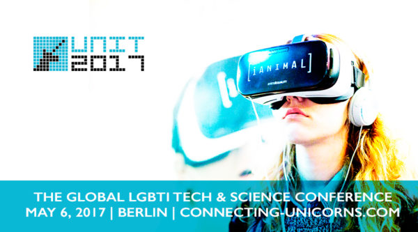 media:netCOOP #UNIT 2017 – The Global LGBTI Tech & Science Conference