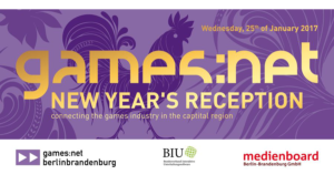 games:net NEW YEAR'S RECEPTION 2017