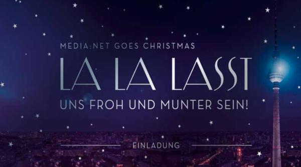 media:net goes Christmas 2017