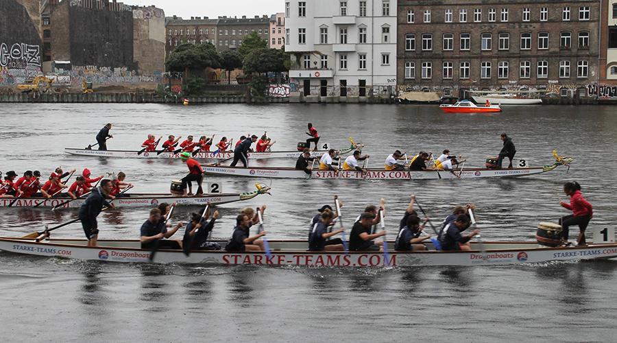 Dragonboats 2017 Rückschau Titelbild