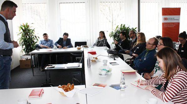 """startup:net Roundtable """"From Nerdish to Nature"""" – PR für TECH Startups und Unternehmen"""