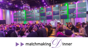 Save-the-Date: Matchmaking Dinner in the frame of International Games Week 2017