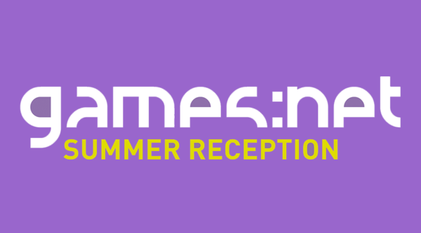 Save-the-Date games:net SUMMER RECEPTION