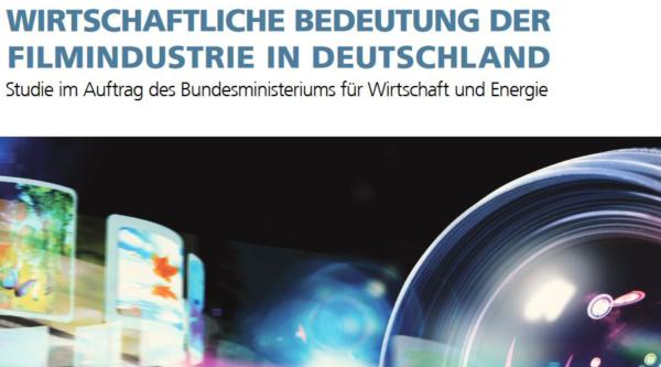 Wirtschaftliche Bedeutung der Filmindustrie in Deutschland
