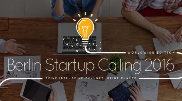 Berlin Startup Calling: Das sind die Gewinner