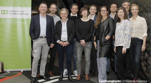 production:net BREAKFAST: Die Zukunft der deutschen Serie