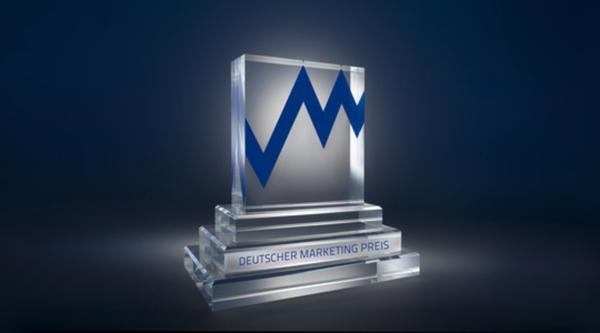 Bewerbung zum Deutschen Marketing Preis
