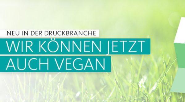 LASERLINE kann jetzt auch vegan!
