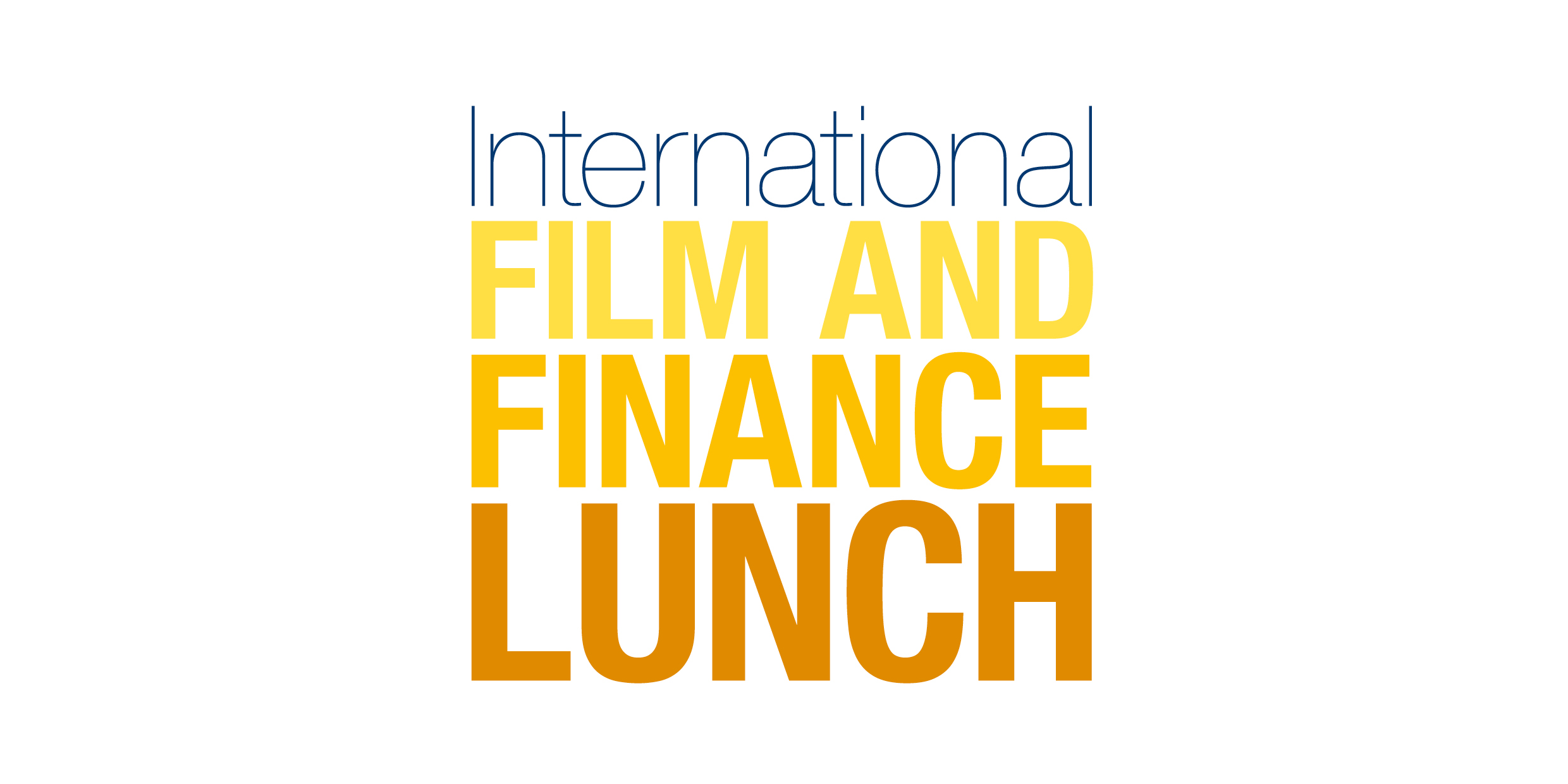 Film and Finance Lunch