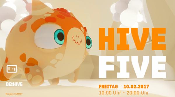 Medienkalender: HIVE:FIVE