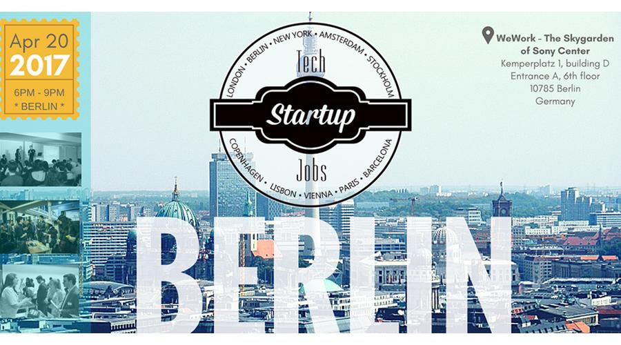 startup:netCOOP Tech Startup Job Fair Berlin Spring 2017 | media:net ...