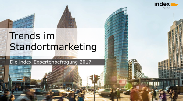 Trends im Standortmarketing 2017