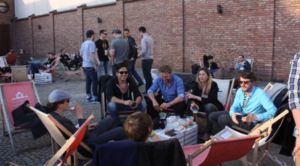 Save-the-Date: Networking Lunch @ Digital Dragons
