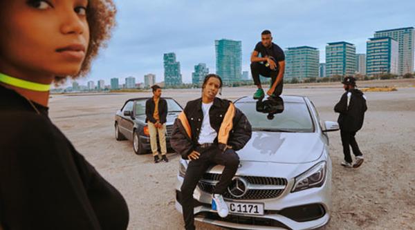Neue Mercedes-Kampagne von drei media:net Mitgliedern