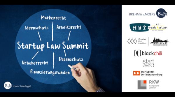 startup:netCOOP Startup Law Summit
