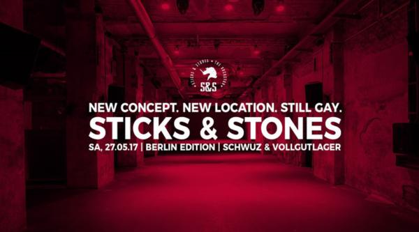 media:netCOOP STICKS & STONES – Berlin Edition