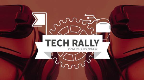 Jetzt bewerben zur Tech Rally 2017