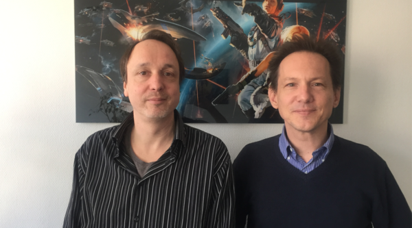 """Spielewelten ausprobieren: """"5 Fragen an …"""" Andreas Lange und Peter Tscherne"""
