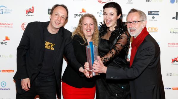 DCP17: Sonderpreis für Computerspielemuseum