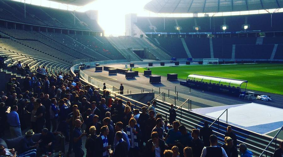 Creative Entrepreneurs meet Hertha BSC Titelbild Rückschau