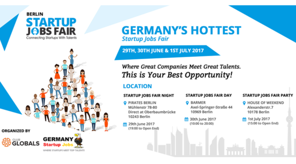 startup netcoop berlin startup jobs fair connecting startups with talents media net. Black Bedroom Furniture Sets. Home Design Ideas