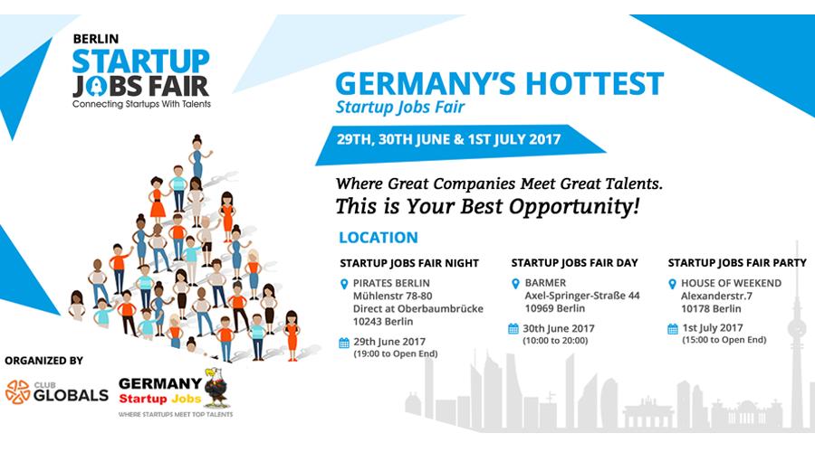 Beautiful Berlin Jobs Startup Ideas - Kosherelsalvador.com ...