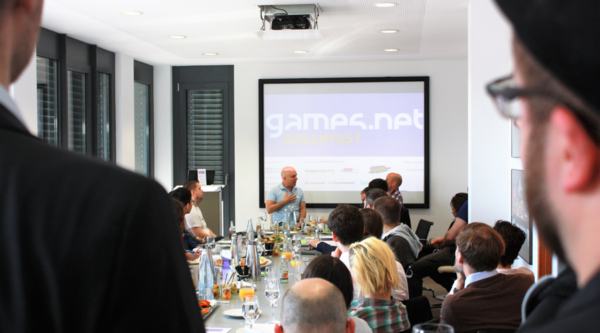 "games:net BREAKFAST – ""Berlin is the place where E-sport magic happens"""