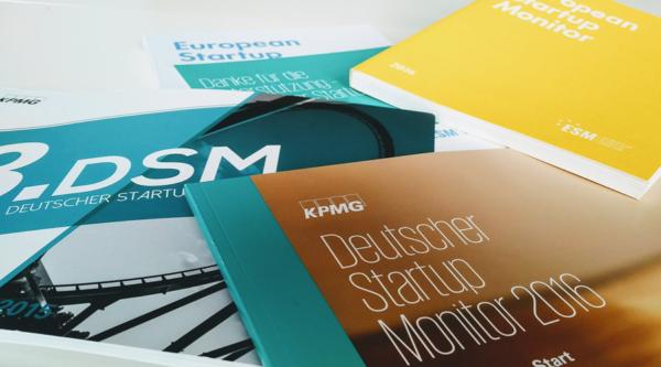 5. Deutscher Startup Monitor: Schnell noch teilnehmen!